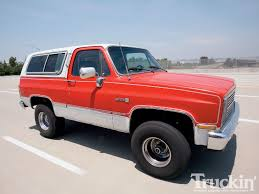 1985 GMC Jimmy Transmission Swap - B&M 700R4 Transmission - Truckin ... 1985 Gmc K1500 Sierra For Sale 76027 Mcg Restored Dually Youtube Review1985 K20 Classicbody Off Restorationnew 85 Gmc Truck Ignition Wiring Diagram Database Car Brochures Chevrolet And 3500 Flat Deck 72 Ck 1500 Series C1500 In Nashville Tn Stock Pickup T42 Houston 2016
