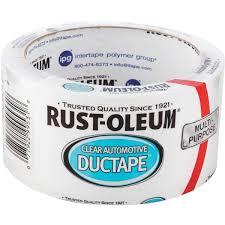 Rust Oleum Decorative Concrete Coating Applicator by Rust Oleum Automotive Duct Tape Rust15 Do It Best