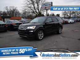 Used Cars For Sale Taylor MI 48180 BrokersAndSellers.com