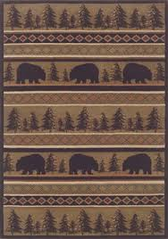 Lodge Podge Rugs Style Earth Cabin RugRustic Area
