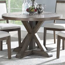 Rustic Round Kitchen Table Design Full Size Of Rustic Round Dining ...