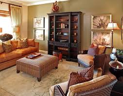 Rustic Living Room Wall Ideas by Decor Tips Enchanting Coffee Table With Sectional Sofa And Cozy
