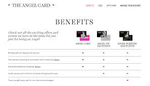 The Victoria's Secret Credit Card & Angel Rewards - Worth It ... Victorias Secret Coupons Coupon Code Promo Up To 80 How Get Victoria Secret Coupon Code 25 Off Knixwear Codes Top October 2019 Deals Victoria Free Lip Gloss Auburn Hills Mi Rack Room Home Decor Ideas Editorialinkus Offer Off Deep Ellum Haunted House Discount Pro Golf Gift Card U Verse Promo Rep Gertens Nursery Coupons The Credit Card Angel Rewards Worth It 75 Sale Wwwcarrentalscom Bogo Pink Evywhere Bras Free Shipping At