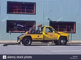100 Truck San Francisco Tow Truck Stock Photo 23915301 Alamy