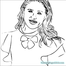 Descendants Coloring Pages Evie 2180115