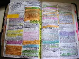 In A Hardcopy Bible You Can Write Lot The Margins Highlight And Color Coordinate To Your Hearts Desire Draw Lines Between Verses