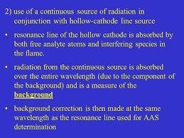 atomic spectroscopy flame emission spectroscopy fes ppt download