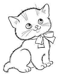 Three Little Kittens Free Coloring Pages On Art