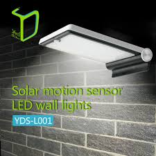 yardshow new designed solar led garden light outdoor china