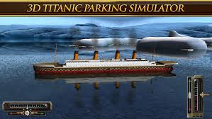3d titanic parking simulator by play with friends free