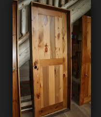 Interior Rustic Barn Wood Doors Design