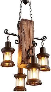 e27 retro pendelleuchte holz hängende le vintage industrielle hängeleuchte kreative antike loft pendelle persönlichkeit esszimmer kronleuchter