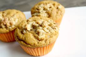 Eggless Pumpkin Muffins by Naturally Creative Mama Delicious Vegan Pumpkin Muffins