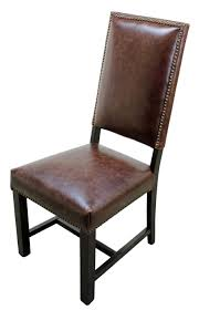 Genuine Leather Dining Chairs | Leather Dining Chairs ...