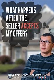 Home Buying Checklist Infographic What Happens After Your Offer Is Accepted