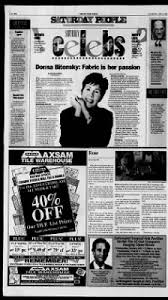 Maxsam Tile East Brunswick Nj by Park Press From Asbury Park New Jersey On January 2 1999 Page 44