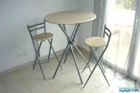 table de cuisine haute avec tabouret table pour cuisine table haute avec tabouret pour cuisine