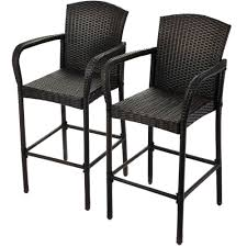 2 PCS Rattan Wicker Bar Stool Dining High Counter Chair Patio Furniture  Armrest | EBay Chair Overstock Patio Fniture Adirondack High Chairs With Table Grand Terrace Sling Swivel Rocker Lounge Trends Details About 2pcs Rattan Bar Stool Ding Counter Portable Garden Outdoor Rocking Lovely Back Quality Cast Alinum Oval And Buy Tables Chairsding Chairsgarden Outside Top 2 Pcs Set Household Appliances Cool Full Size Bar Stools
