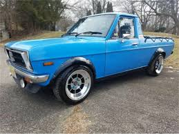 100 Datsun Truck Upgraded 1980 Pickup Truck Imported From Australia