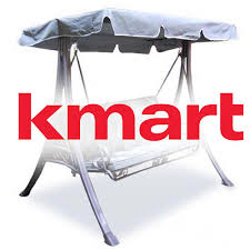 Kmart Porch Swing Cushions by Replacement Swing Canopy Cover Garden Winds
