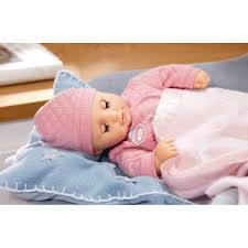 Baby Annabell Dolls Bed