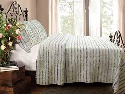 Greenland Home Bedding by Jasmine Ruffle By Greenland Home Fashions Beddingsuperstore Com