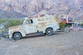 100 Rusty Trucks NELSON USA NOV 25 Old In Nelson Nevada Ghost