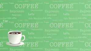 Download Coffee Stock Illustration Of Color Drawing