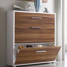 Simms White Modern Shoe Cabinet by Modern Shoe Cabinet Office Table