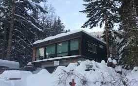100 Canadian Container Homes Alpine Gets Shipping Container Home Whistler Pique