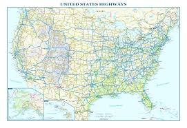 Time Zones Map Of Zone State And County Maps Throughout Us Highway With Highways California