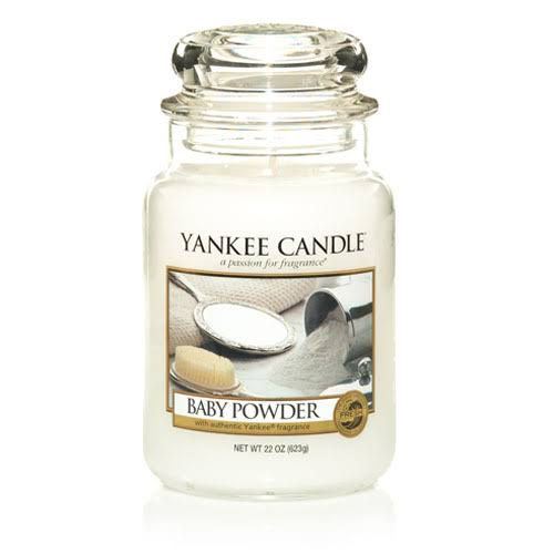 Yankee Candle - Baby Powder, Large