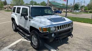 100 Hummer H3 Truck For Sale At 6400 Could This 2006 With A 5Speed Have You