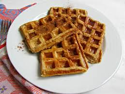 The Best Part Is This Waffle Recipe Contains Less Sugar Than A Typical Cinnamon Flavored Cereal With Extra Protein And Delicious Flavor