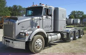 1995 Kenworth T800 Semi Truck | Item C5036 | SOLD! October 1... 2016 Used Volvo Vnl 780 For Sale In Oklahoma City Ok White Rose Truck Sales Inc Heavyduty And Mediumduty Trucks 7 X 16 Vnose Lark Enclosed Cargo Trailer Hitch It Cm Trailers All Alinum Steel Horse Livestock Welcome To Daf Trucks Limited Tractor Children Kids Video Semi Youtube Watch A Freight Train Slam Into Ctortrailer Filled Entz Auction Hydro Lisanti Foodservice Pizza Is Tsi How Fix Hydraulic Dump System Felling Truck Trailer Transport Express Logistic Diesel Mack