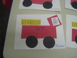 99 Truck Craft Fire Truck Preschool Craft Google Search Preschool Community