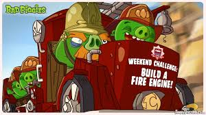 Bad Piggies Weekend Challenge Recap – Build A Fire Truck ... Fire Engine Fun Emilia Keriene Bad Piggies Weekend Challenge Recap Build A Truck Laser Pegs 12 In 1 Building Blocks Cstruction Living Plastic Mpc Truck Build Up Model Kit How To Use Ez Builder Youtube Wonderworld A Engine Red Ranger Fire Apparatus Eone Wikipedia Aurora Looks To New Station On West Side Apparatus Renwal 167 Set Plastic 31954 Usa 6 78 Long Woodworking Project Paper Plan Pedal Car