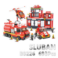 Sluban Model Building Compatible Lego Lego B0226 693pcs Model ... Ssb Resins Amazoncom Lego City Fire Station 60004 Toys Games And Stuff National Motor Museum Mint 1886 American Lafrance Truck Parts Replacement Apparatus Build Play Kit Brie Blooms Works Of Ahh Wood Paint Kitfire Amazoncouk Learning Street Vehicles For Kids Cstruction Game Airfix 1914 Dennis Engine Slot Car Motsport For Block Tech Model Kits At The Brick Castle Revell Junior Stage 1 1911 The Christie Steam