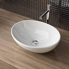 waschbecken24 design keramik aufsatzwaschbecken waschbecken waschschale handwaschbecken gäste wc top a99