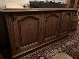 kommode wohnzimmer echtholz rustikal