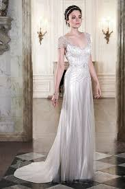 Roaring Rogue And Retro 1920s Wedding Gowns Dresses