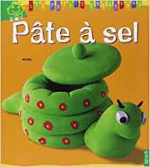 pâte à sel alda dorothée ponroy 9782215070993 books