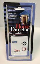 X10 Lamp Module Not Working by Ibm Home Director Ebay