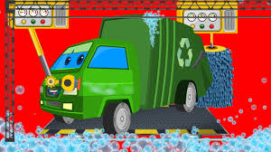 100 Garbage Truck Song Garbage Truck Kids Car Wash Street Vehicles For Children Video