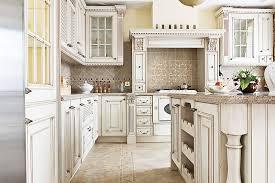 kitchen backsplash ideas with antique white cabinets trendyexaminer