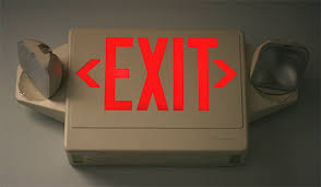 light bulb exit sign light bulbs designed illumination this t65