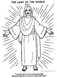 Jesus Easter Coloring Pages Trend