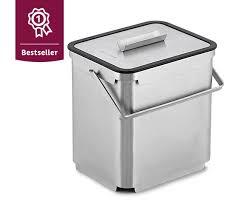 komposteimer edelstahl 4 2 l