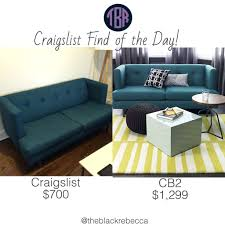 interior Craigslist sofa emilygarrod