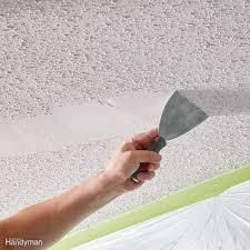 más de 25 ideas increíbles sobre quitar techo de palomitas en